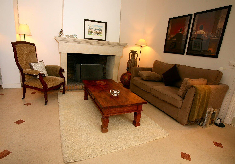 salon coin du feu. Black Bedroom Furniture Sets. Home Design Ideas